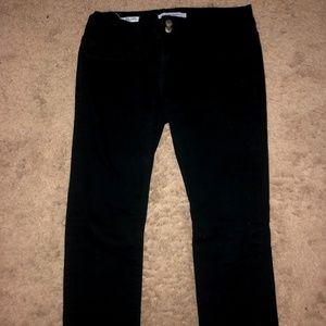 VIGOSS Women's New York Skinny Black Jean